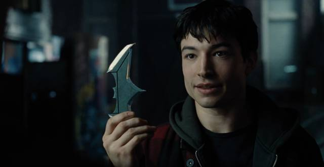 Justice League Ezra Miller The Flash Screenshot 8