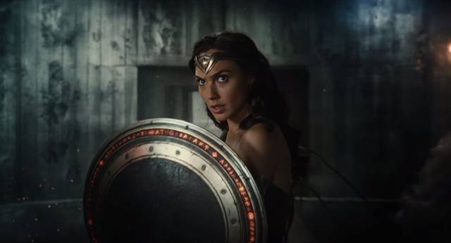 Justice League Gal Gadot Wonder Woman Screenshot 1