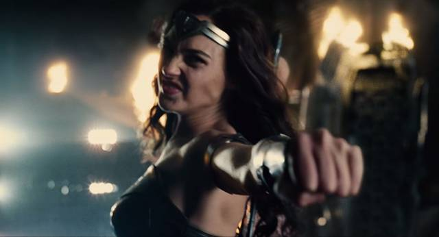 Justice League Gal Gadot Wonder Woman Screenshot 3