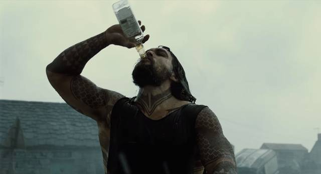 Justice League Jason Momoa Aquaman Screenshot 4