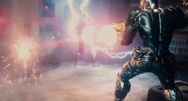 Justice League Ray Fisher Cyborg Screenshot 1