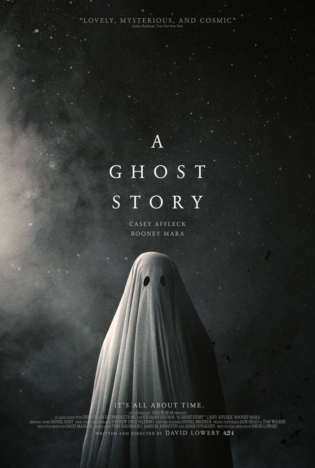 A Ghost Story Teaser Poster USA