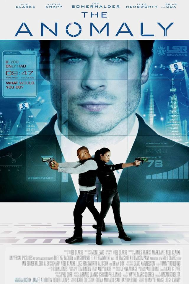 The Anomaly Poster USA