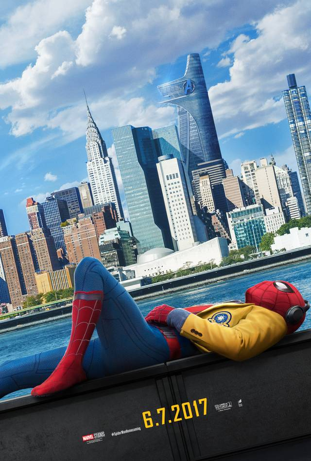 Spider-Man Homecoming Teaser Poster Italia 1