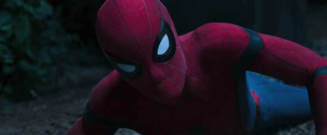 Spider-Man Homecoming Tom Holland Screenshot dal trailer 13
