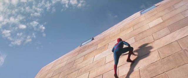 Spider-Man Homecoming Tom Holland Screenshot dal trailer 9