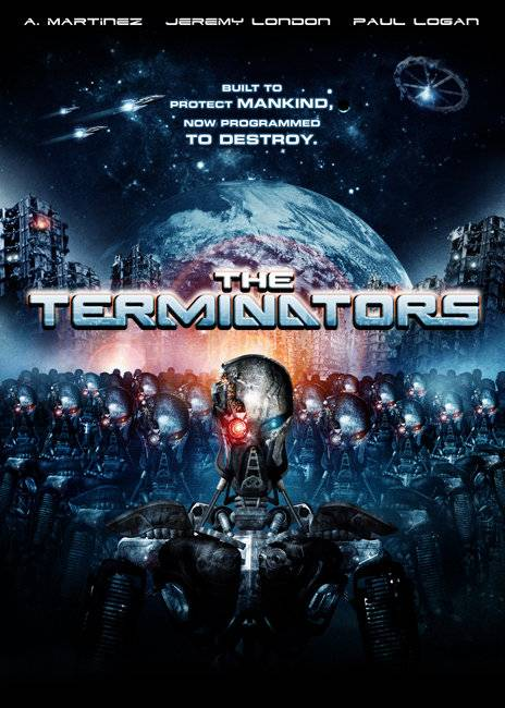 The Terminators Poster USA