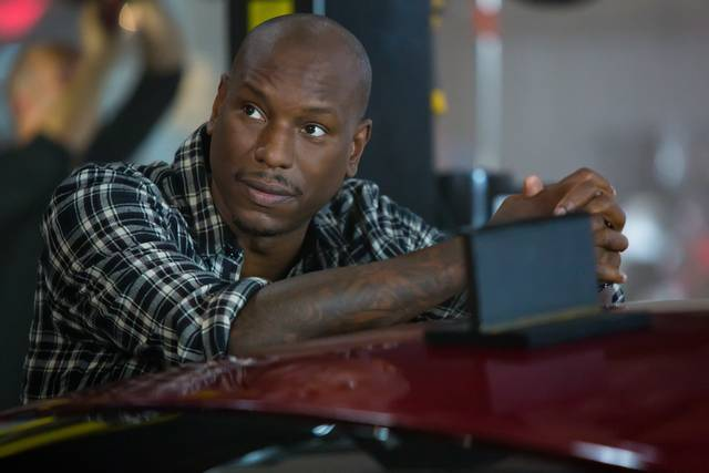 Fast & Furious 8_Tyrese Gibson_foto dal film 1