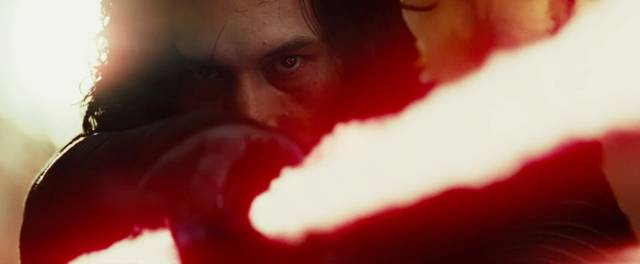 Star Wars - Gli Ultimi Jedi Adam Driver Screencap 19