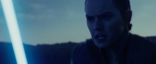 Star Wars - Gli Ultimi Jedi Daisy Ridley Screencap 2