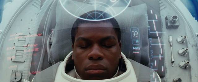 Star Wars - Gli Ultimi Jedi John Boyega Screencap 14