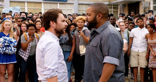 Fist Fight Ice Cube Charlie Day foto dal film 2