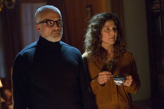 Scappa - Get out_Catherine Ann Keener Bradley Whitford_foto dal film 1