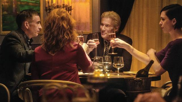The Dinner Richard Gere Laura Linney Steve Coogan Rebecca Hall foto dal film