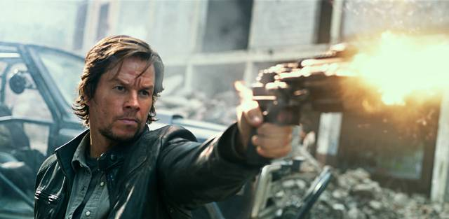 Transformers - L'ultimo cavaliere_Mark Wahlberg_foto dal film 2