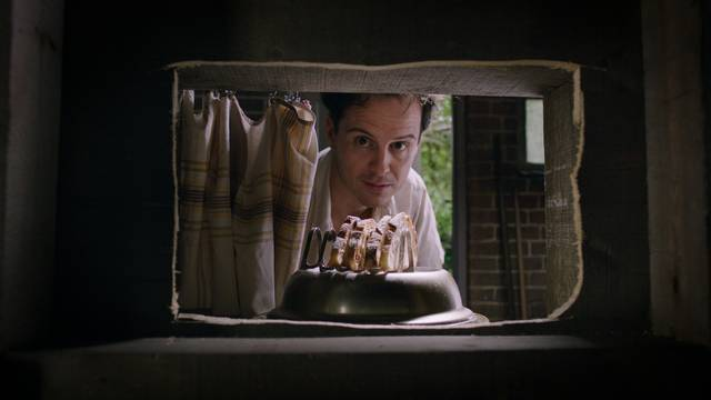 This Beautiful Fantastic Andrew Scott foto dal film 1