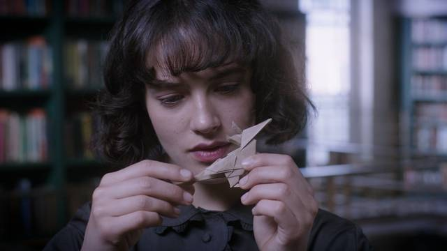This Beautiful Fantastic Jessica Brown Findlay foto dal film 1