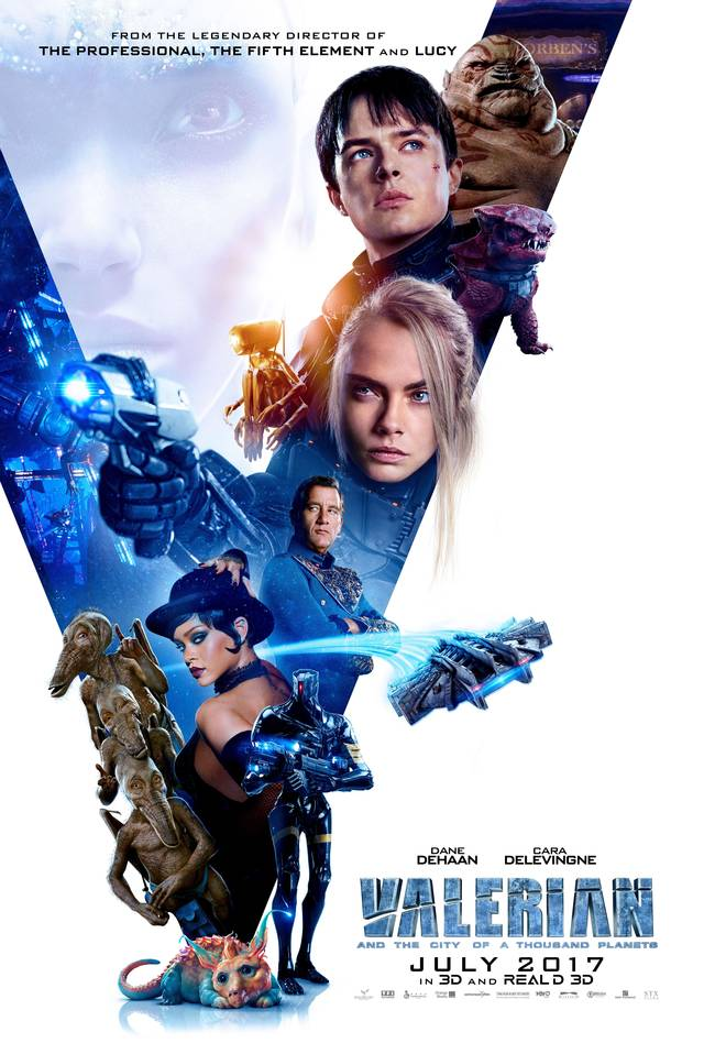valerian theatrical poster