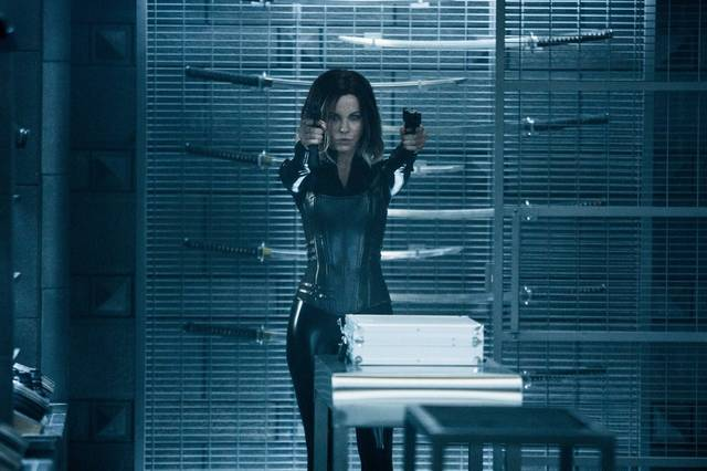 Underworld - Blood Wars Kate Beckinsale foto dal film 1