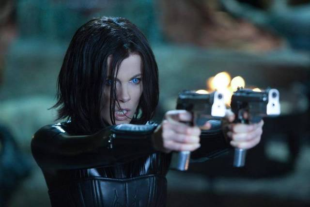 Underworld - Blood Wars Kate Beckinsale foto dal film 7