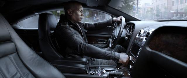 Fast & Furious 8 Tyrese Gibson foto dal film 1