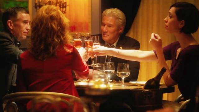 The Dinner Laura Linney Rebecca Hall Richard Gere Steve Coogan foto dal film 6