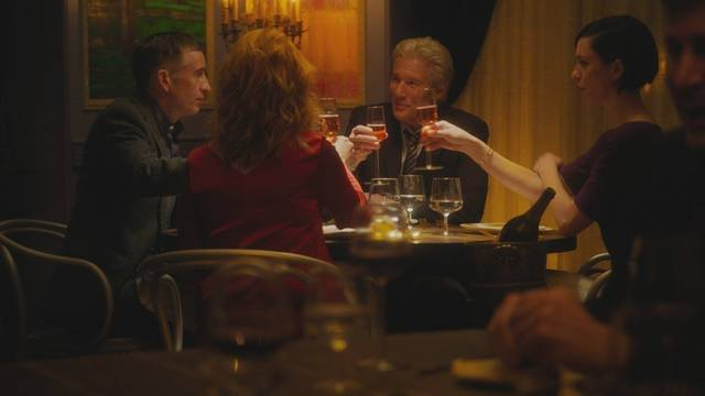 The Dinner Laura Linney Rebecca Hall Richard Gere Steve Coogan foto dal film 8