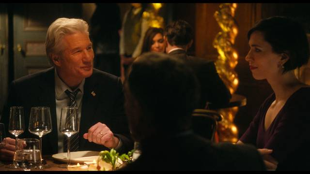 The Dinner Rebecca Hall Richard Gere foto dal film 10
