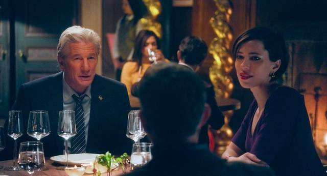 The Dinner Rebecca Hall Richard Gere foto dal film 1