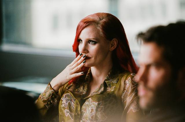 The Death and Life Of John F. Donovan Jessica Chastain foto dal film 1