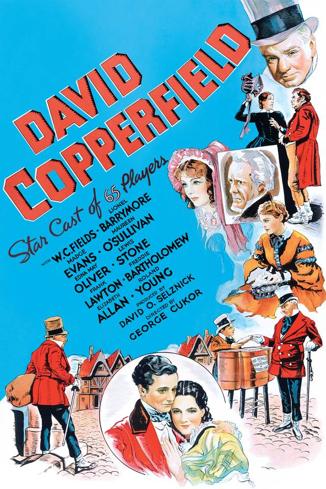 David Copperfield Poster USA