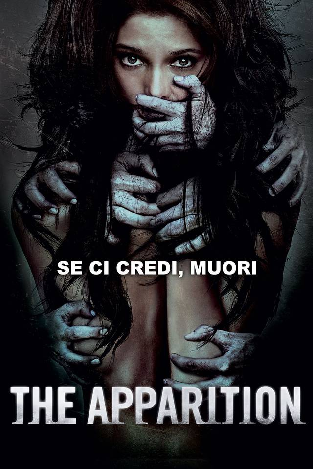 The Apparition Teaser Poster Italia
