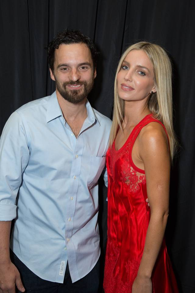 La Mummia Annabelle Wallis Jake Johnson Mummy Day Los Angeles foto 1