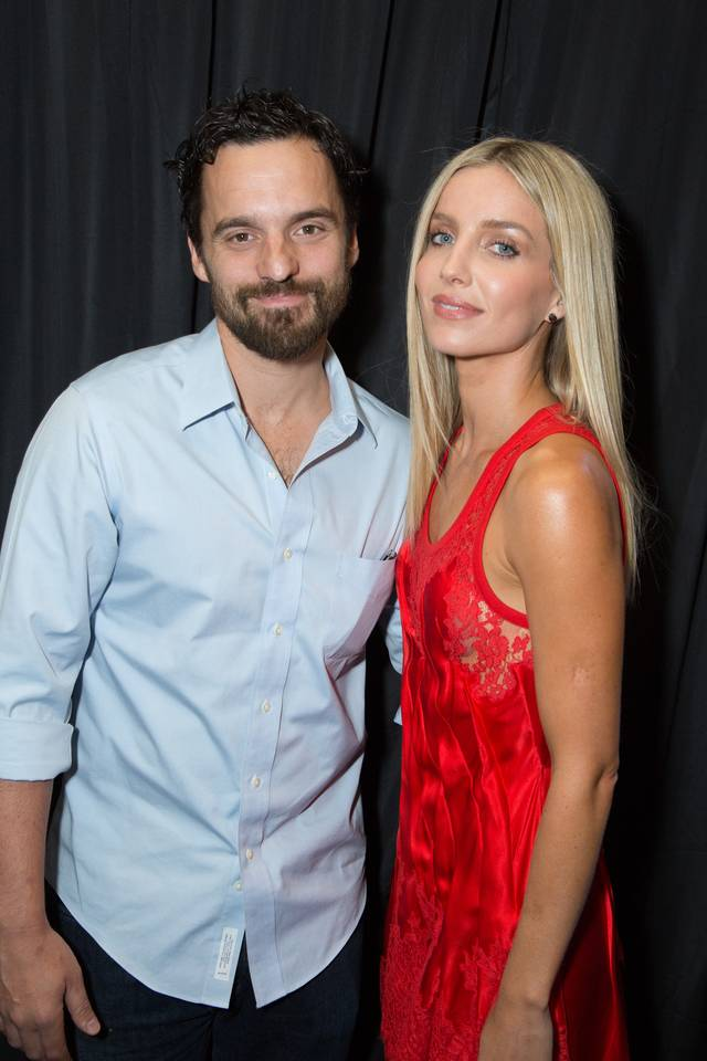 La Mummia Annabelle Wallis Jake Johnson Mummy Day Los Angeles foto 2