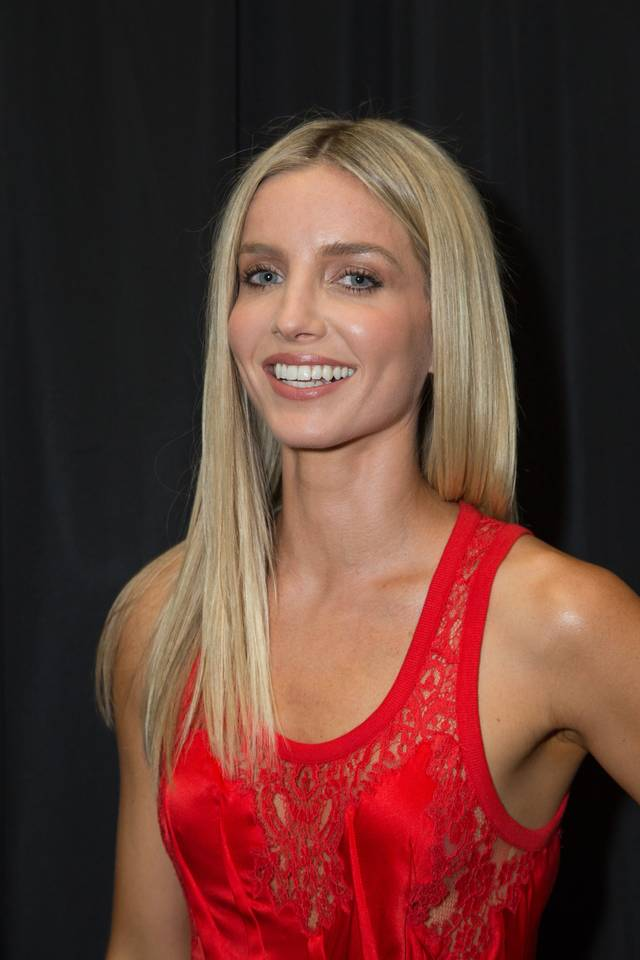 La Mummia Annabelle Wallis Mummy Day Los Angeles foto 1