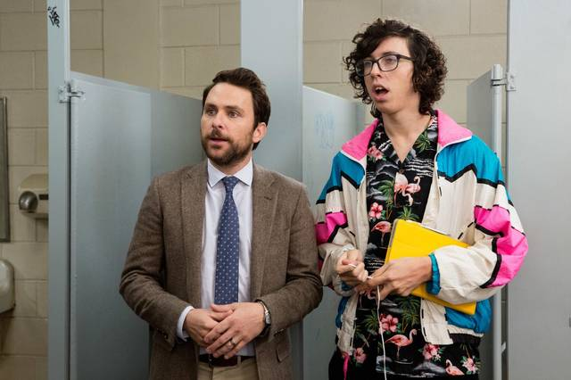 Fist Fight Charlie Day Bill Kottkamp foto dal film 5