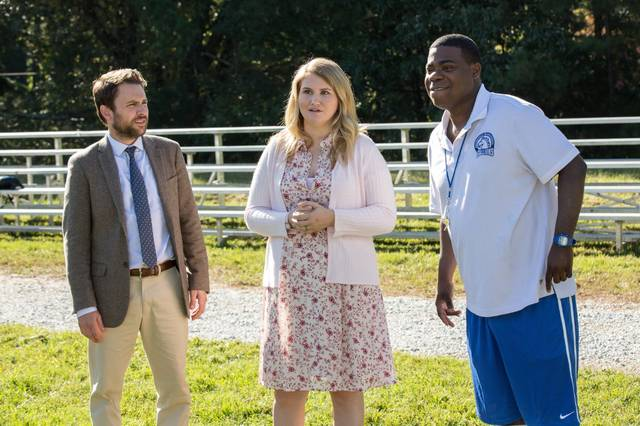 Fist Fight Charlie Day Tracy Morgan Jillian Bell foto dal film 1