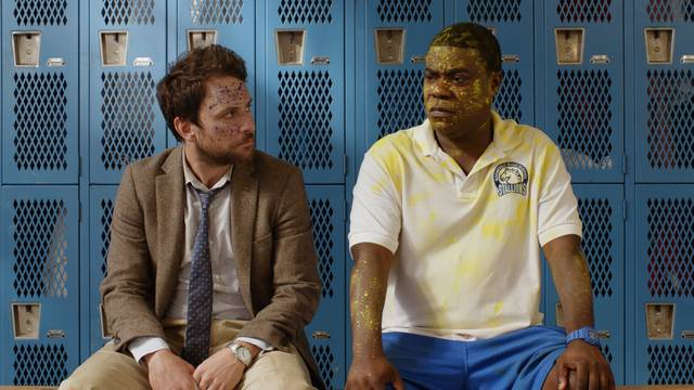 Fist Fight Charlie Day Tracy Morgan foto dal film 8
