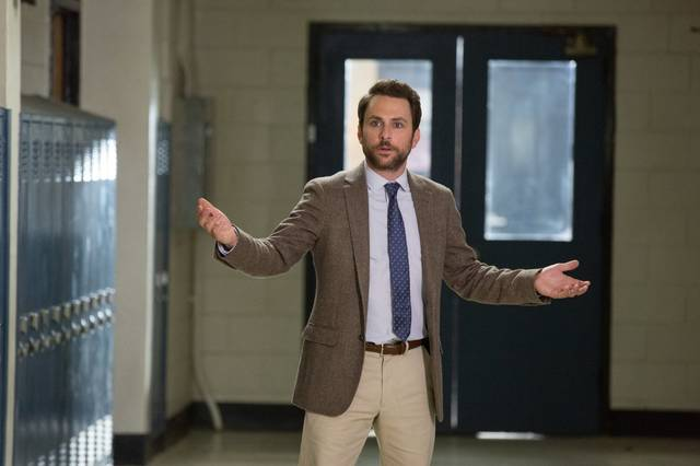 Fist Fight Charlie Day foto dal film 1