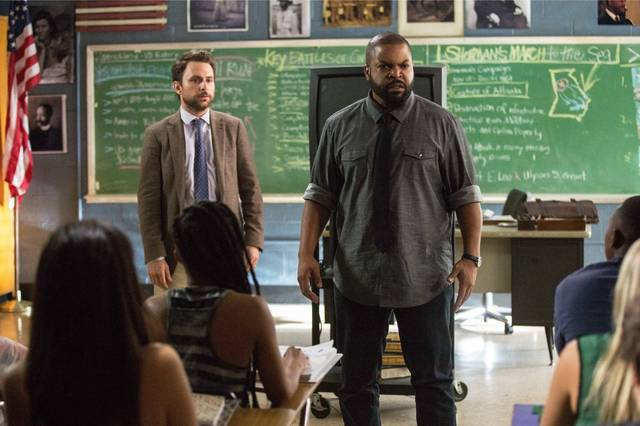 Fist Fight Ice Cube Charlie Day foto dal film 1