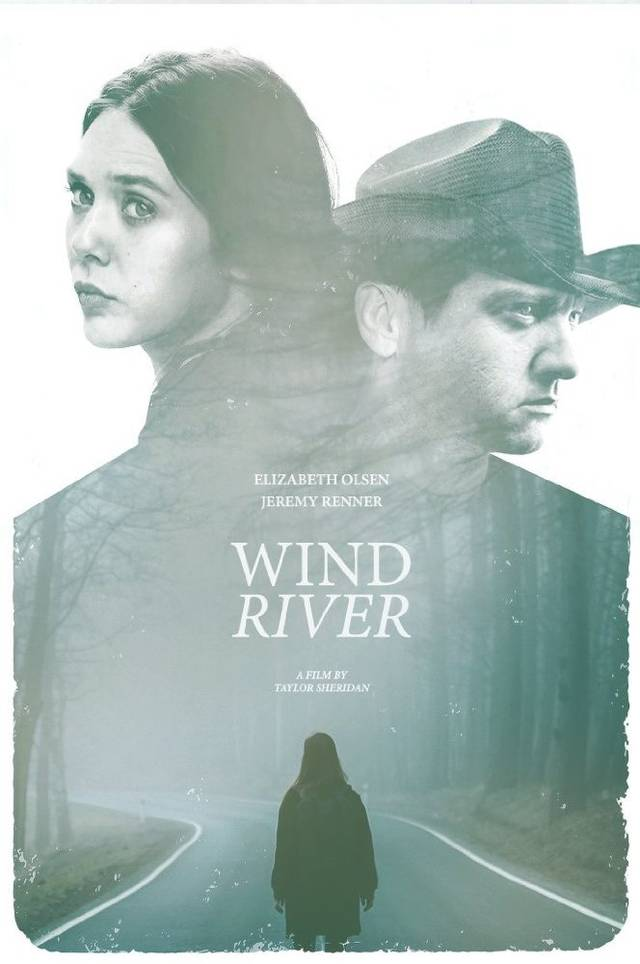 Wind River Teaser Poster USA
