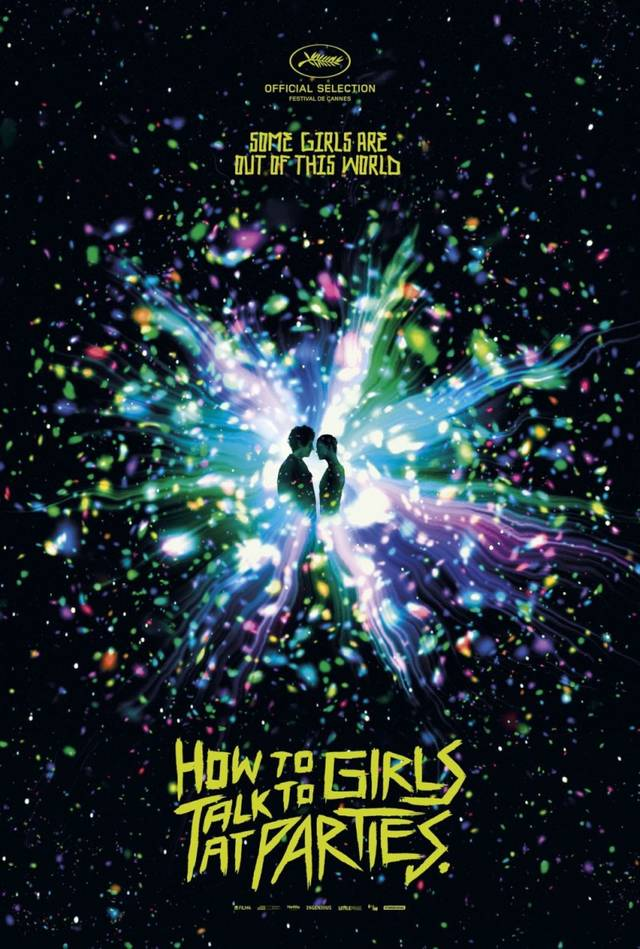 Il poster di How to Talk to Girls at Parties