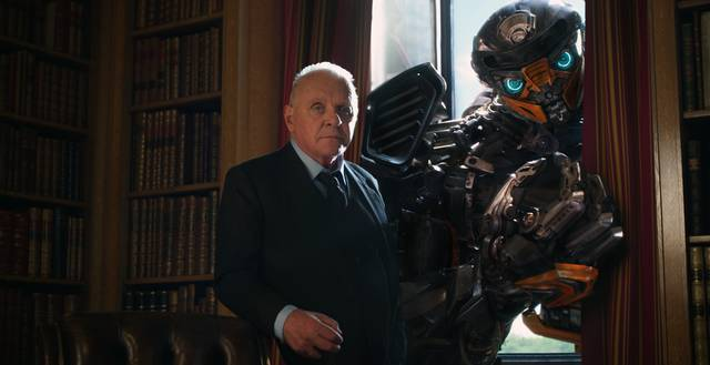 Transformers - L'ultimo cavaliere_Anthony Hopkins_foto dal film 7