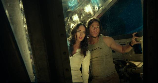 Transformers L'Ultimo Cavaliere_Mark Wahlberg Laura Haddock_foto dal film 2
