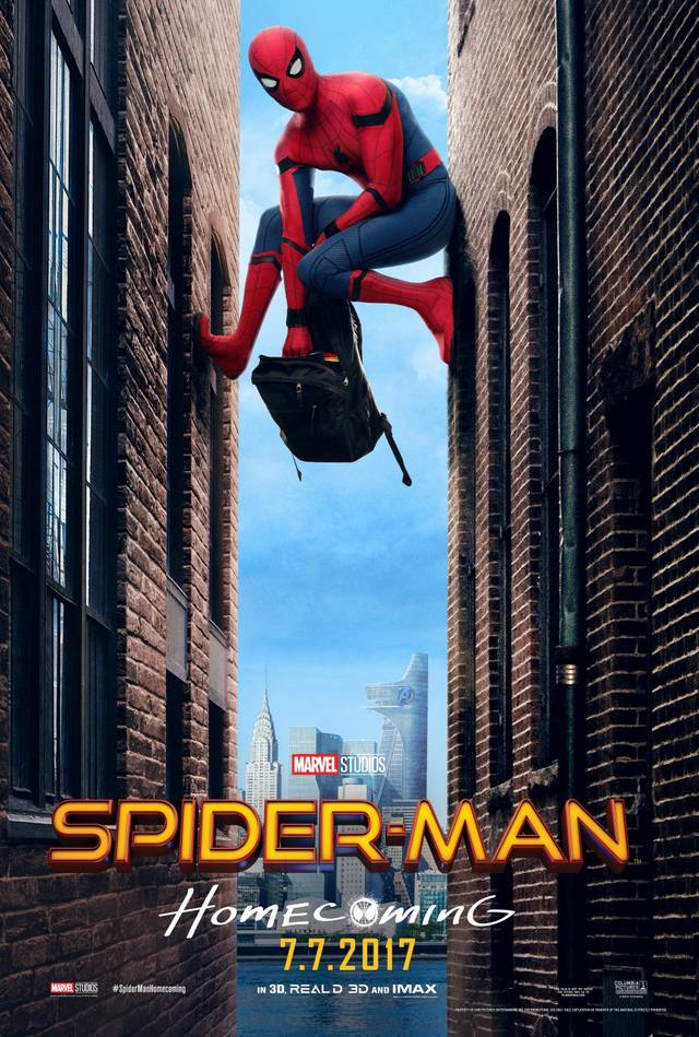 Spider-Man - Homecoming Teaser Poster USA 4