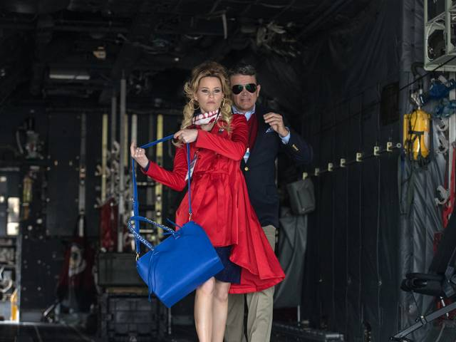 Pitch Perfect 3 Elizabeth Banks foto dal film 3