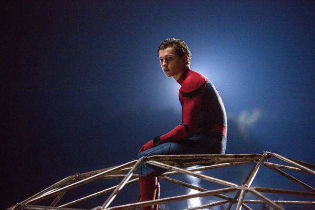 Spider-Man Homecoming Tom Holland foto dal film 20