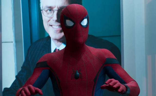 Spider-Man Homecoming Tom Holland foto dal film 22