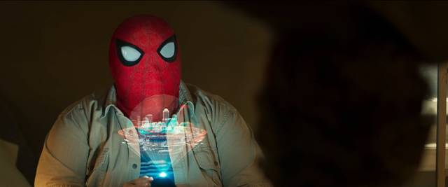 Spider-Man Homecoming Tom Holland foto dal film 5