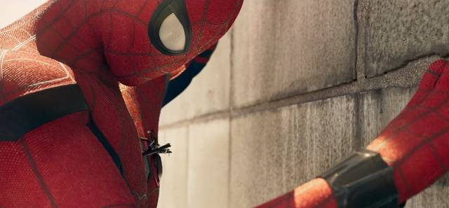 Spider-Man Homecoming Tom Holland foto dal film 9